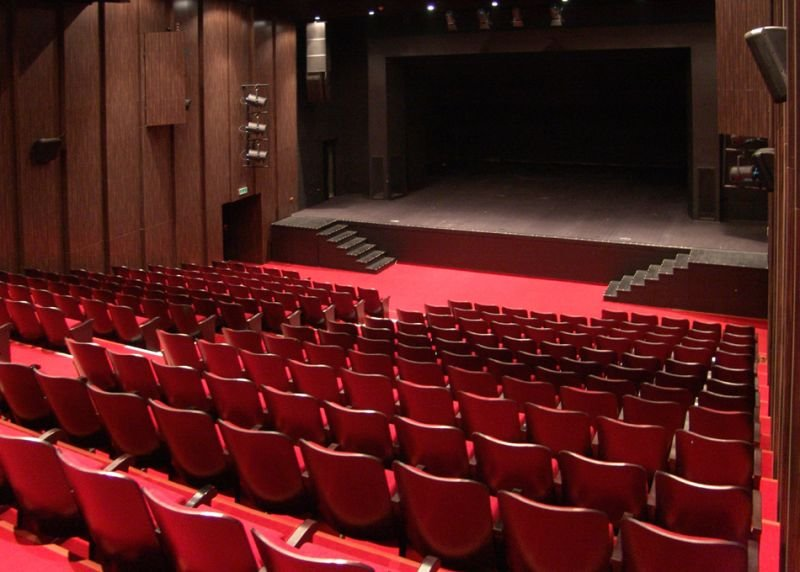 Teatr im. Ludwika Solskiego - budowa